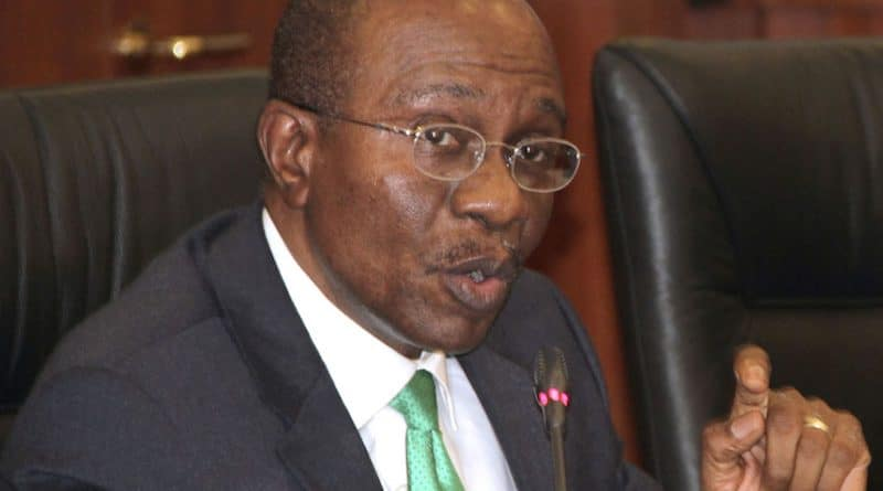 Emefiele Urges Banks to Raise Agric Lending to 10%