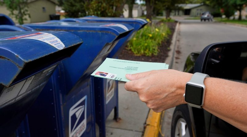 US: North Carolina kicks off mail-in voting as requests spike | USA News