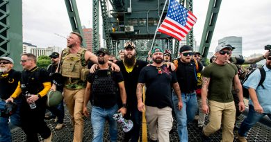 Thousands expected to descend on Portland for Proud Boys rally | US & Canada