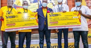 Lagos crowns two winners at Smart Meter Hackathon