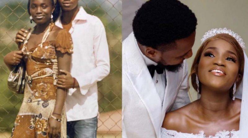 Actress Bukunmi Oluwasina Weds Longtime Boyfriend; Dedicates Song To Him