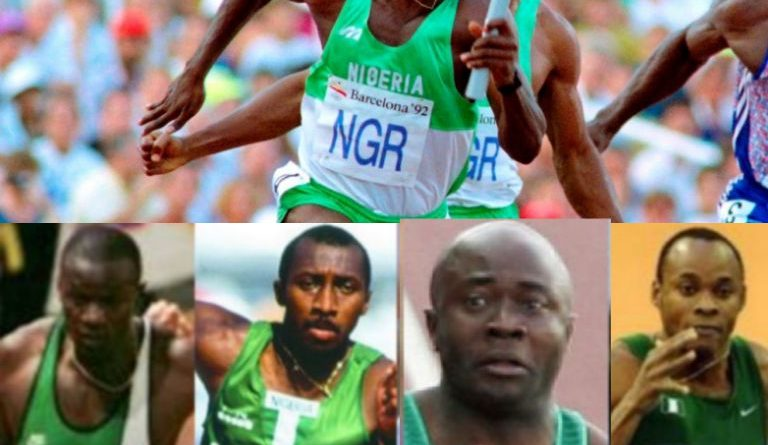 Nigeria's Greatest Track and Field Athletes In History