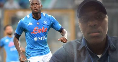 Osimhen! How Poor Boy Became Rich 'Baller'; And All About Napoli Switch
