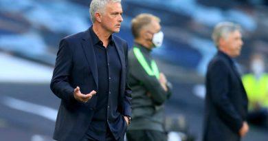 Mourinho Admits Tottenham Put Everton Under 'Lazy Pressure' In Defeat