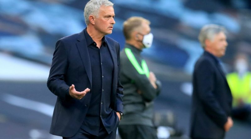 Mourinho Admits Tottenham Put Everton Under 'Lazy Pressure' In Defeat