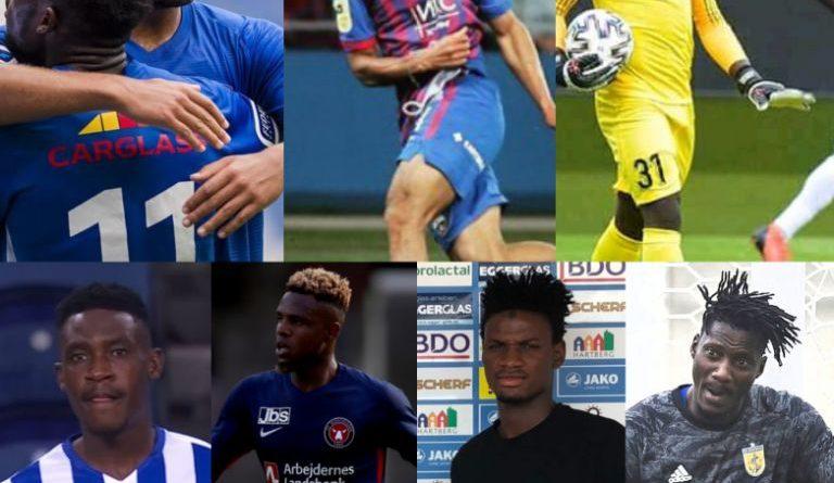 7 Players Targeting Debut In CIV, Tunisia Friendlies