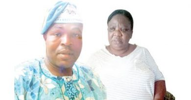 My Husband Was Robbed In 2005, Kidnapped By Fulani Men In 2019, Assassinated In 2020 –Widow Of Murdered Ekiti Director