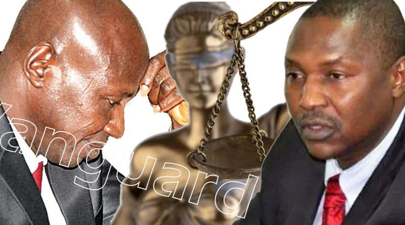 Magu applies to summon Malami as witness