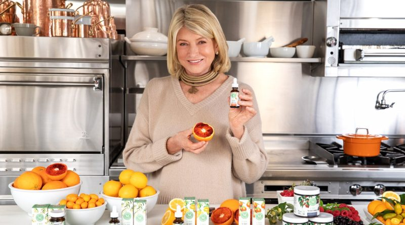 Martha Stewart sees high potential for Boomer CBD opportunity – Glossy