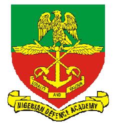Nigerian Defence Academy (NDA) 2020 Admission into 72nd Regular Course - Shortlist & Screening Dates
