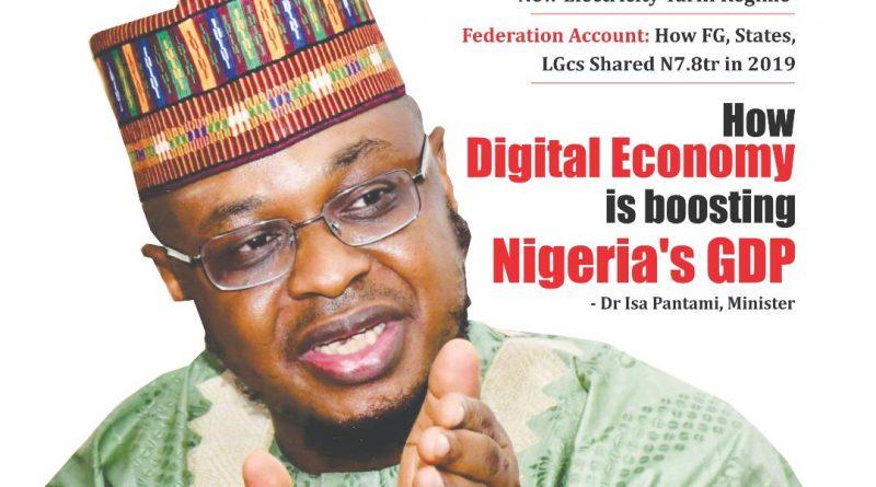 How Digital Economy is boosting Nigeria's GDP- Dr Isa Pantami — Economic Confidential