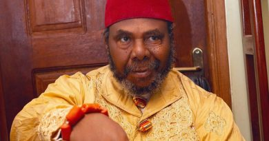 'Fatal Arrogance': Islamic group attacks Nollywood actor, Pete Edochie