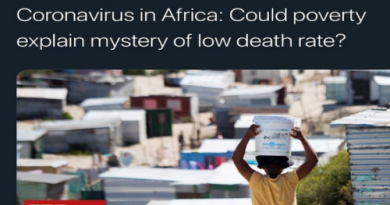 Outrage As BBC Links Low COVID-19 Deaths In Africa To Poverty On Continent