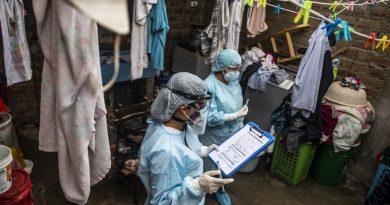 Latin America's coronavirus cases top 8 million: Live news | News
