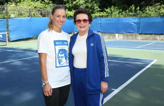 Billie Jean King Talks Tennis, Salaries, Progress and Activism – WWD