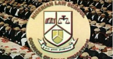 Shocking!! Nigerian Law School Lecturers Accused Of Telling Lawyers Not To Report Sexual Assault Because It Takes Two To Tango