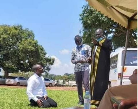 Ugandan Businessman To Pay 10 Cows, 3 Goats To Family After Publicly Confessing To Killing Their Son (Video)