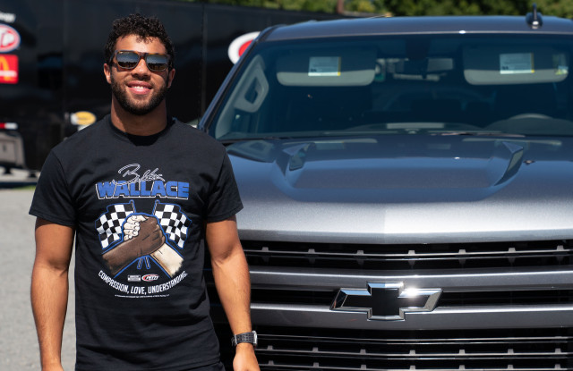 NASCAR's Bubba Wallace Talks Social Injustice, Urban Outfitters – WWD