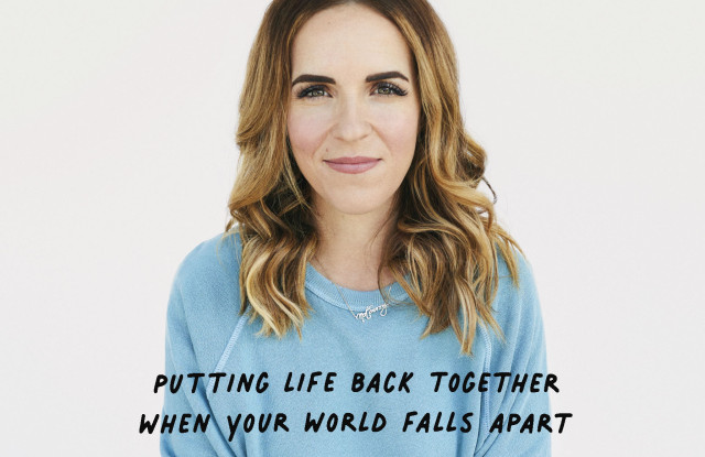 Rachel Hollis on New Book, Divorce, Online Controversy and the Pandemic – WWD