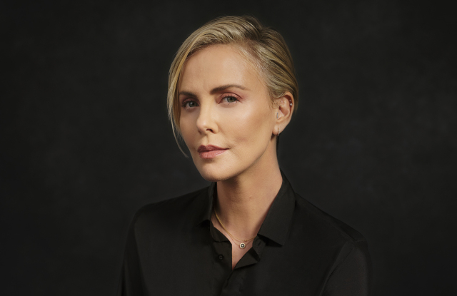 Charlize Theron Interview on Her Charity's Partnership With Dior – WWD