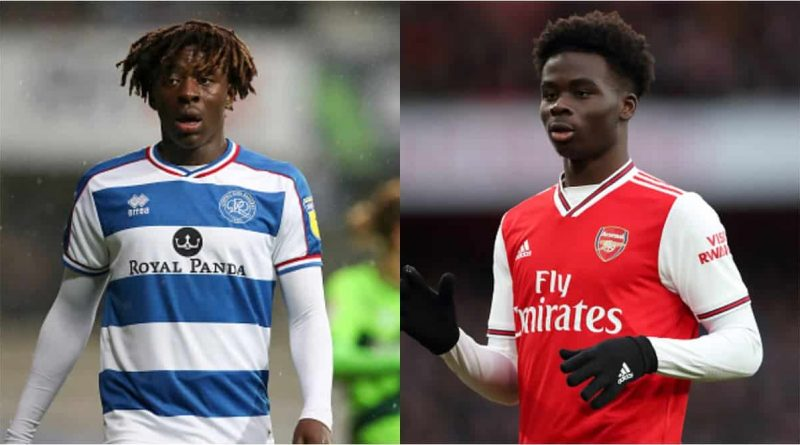Saka's Omission And Eze's Withdrawal From England Squad Could Be A Good Sign For Nigeria :: Nigerian Football News
