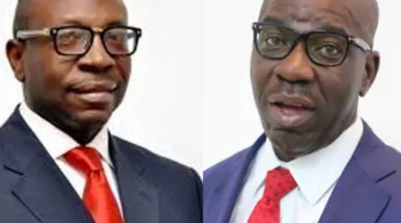 Dousing Tension, Obaseki, Ize-Iyamu, Others Commit to Peaceful Election