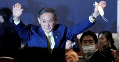 Yoshihide Suga: From cardboard factory worker to leader of Japan   News
