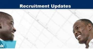 First Bank Nigeria Recruitment 2020 Out