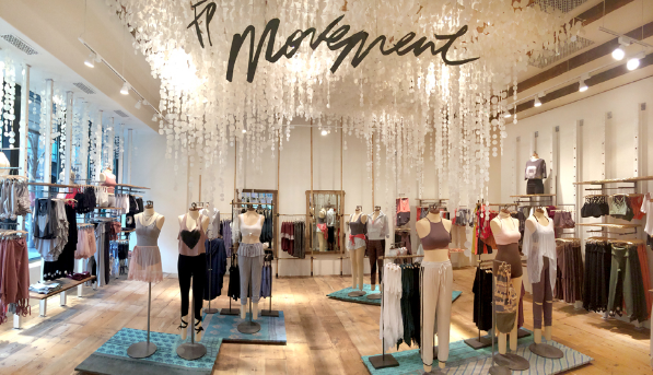 Free People Grows Retail Footprint With Stand-alone FP Movement Stores – WWD
