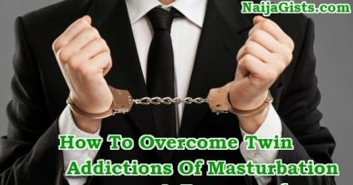 Doctors Reveal Tips On Overcoming Deadly Masturbation Addiction