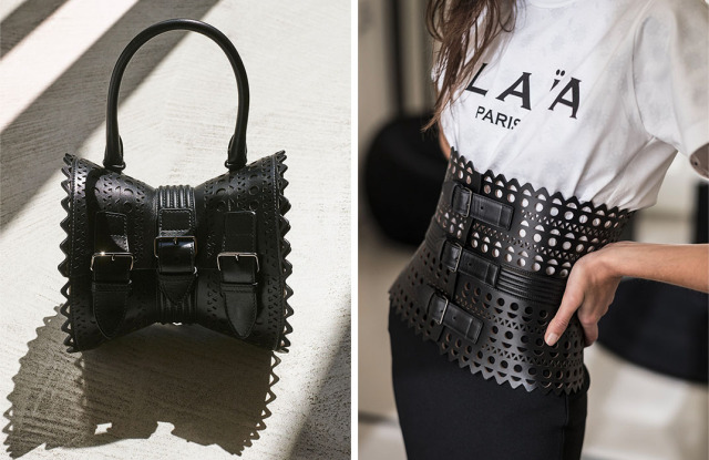 Maison Alaïa Revives a Wardrobe of the Founder's Most Iconic Styles – WWD