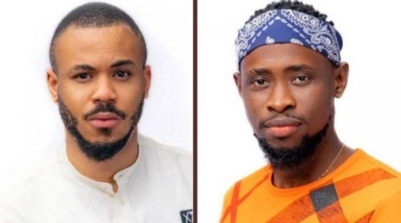 BBNaija 2020: Nigerians react to Trickytee, Ozo's eviction