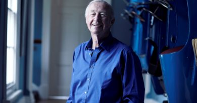 Design, Retail, Lifestyle Pioneer Sir Terence Conran Dies, Aged 88 – WWD