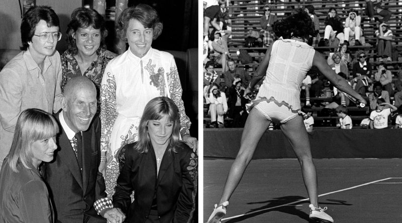 A Look at Tennis' Lasting Influence on Fashion – WWD