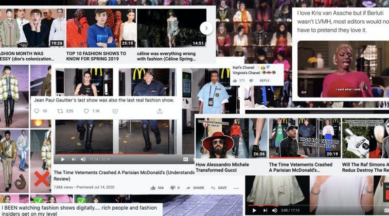 The New Wave of Fashion Criticism | Intelligence, BoF Professional