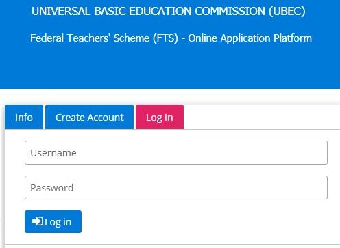 UBEC Federal teacher Recruitment 2020
