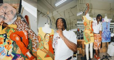 The Emergency Room Nurse Turning His Fashion Dreams Into a Reality   The Spotlight, People