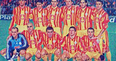 Turkish Süper Lig—Starting Elevens GW4