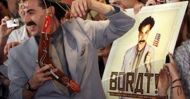 Kazakhstan embraces Borat catchphrase to woo tourists | Europe