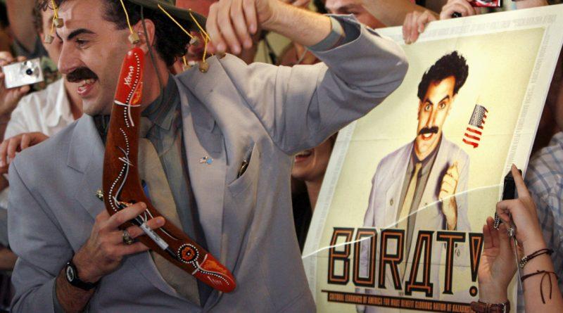 Kazakhstan embraces Borat catchphrase to woo tourists   Europe