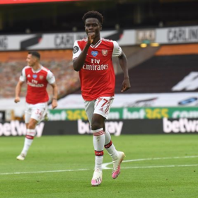 'Tomori Should Gist Saka How It Went' - Nigerians React To Arsenal Winger's First England Call-up:: All Nigeria Soccer