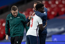 'We Told Saka To Be Patient' - Nigeria Fans React As Arsenal Winger Is Omitted From England 23 Vs Belgium:: All Nigeria Soccer
