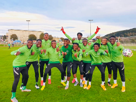 Five Takeaways From Super Eagles 1-0 Loss To African Champions Algeria :: All Nigeria Soccer