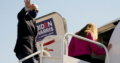 US election: Trump and Biden campaign in states they hope to flip   US & Canada