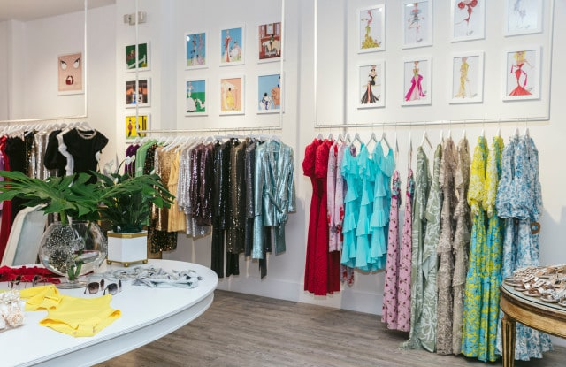 Badgley and Mischka Open in Palm Beach – WWD
