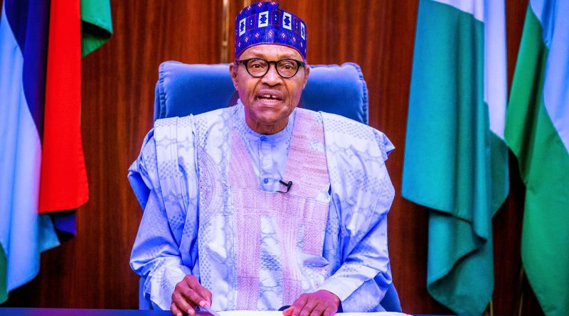 Erring policemen, looters'll face the law, Buhari vows