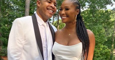 Cynthia Bailey Marries Mike Hill in Georgia Wedding Ceremony