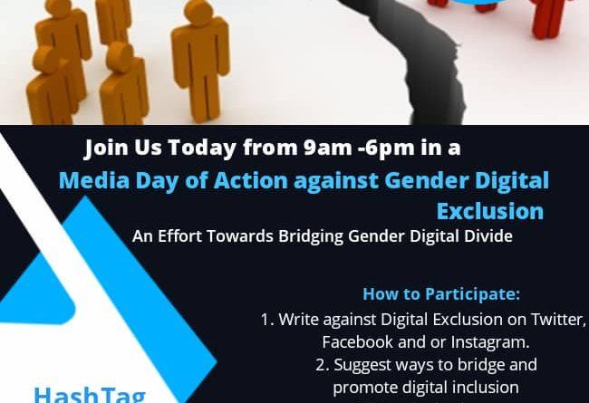#Digitalinclusion : Towards ending digital gender marginalization, By Y. Z. Ya'u,