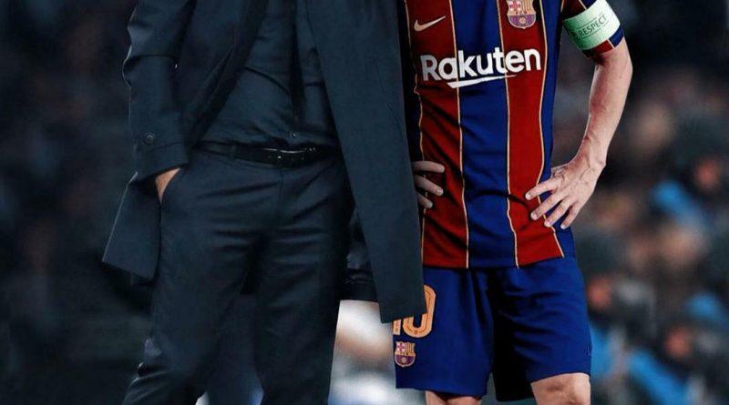 Koeman Calms Barca Tide, Cools Messi's Outburst Over Suarez's Exit