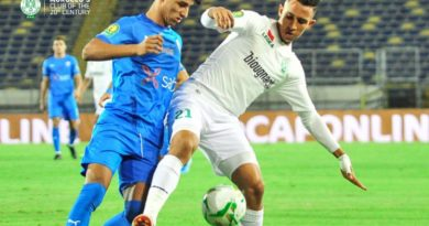 Zamalek Vs Raja Semis 2nd Leg Shifted To Nov. 1